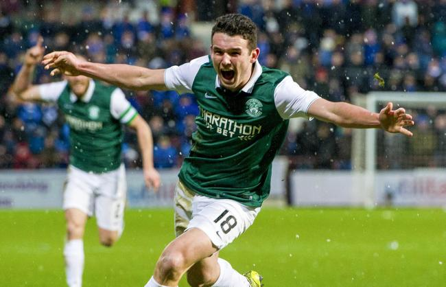 John McGinn spent three years at the club before moving to St Mirren's academy