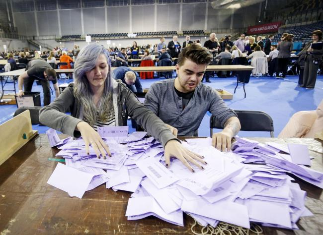 How will Covid affect vote counting and election results times?