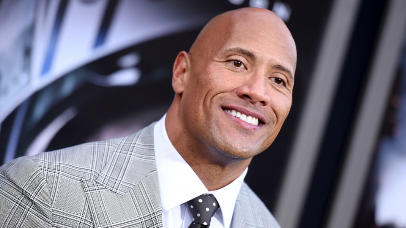 Fast And Furious star Dwayne Johnson treats dad to a new set of wheels (From Clydebank Post)