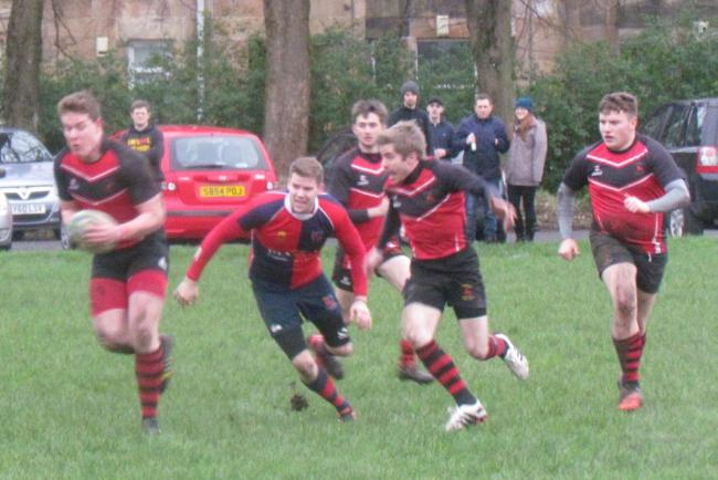 Rugby: Clydebank 'ramp up' training