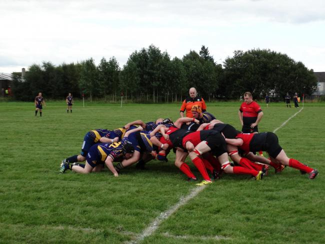 Rugby: Super second half gives Bank victory