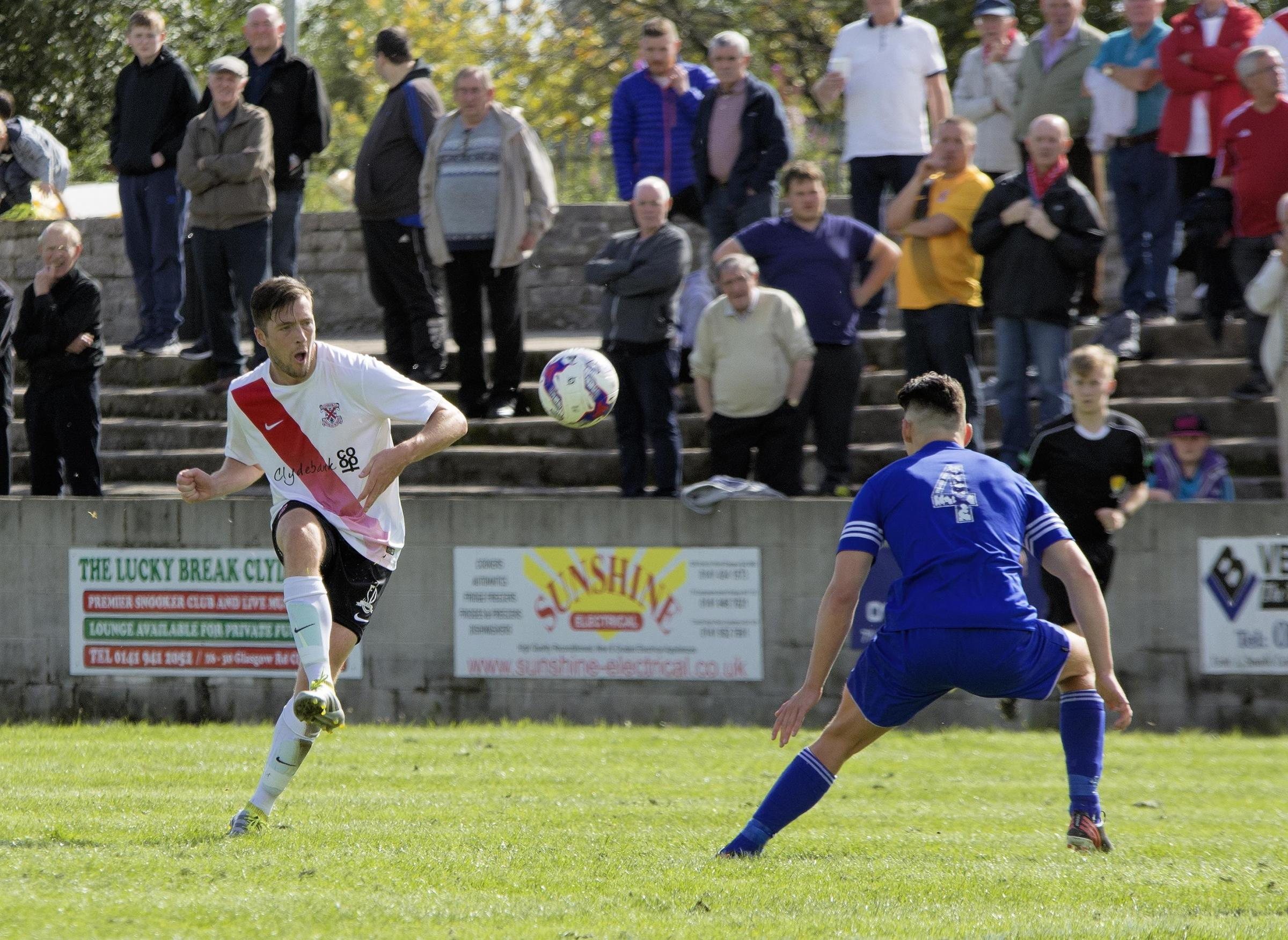 Holm sweet Home for Clydebank and Yoker