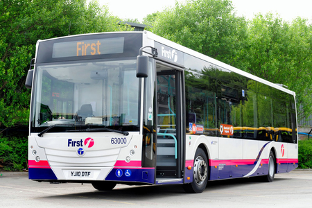 2 Bus Through Faifley After Sinkhole Disruption Caused Route Changes