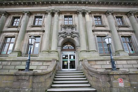 Clydebank library hours are getting cut - and you fill out the consultation for Christmas