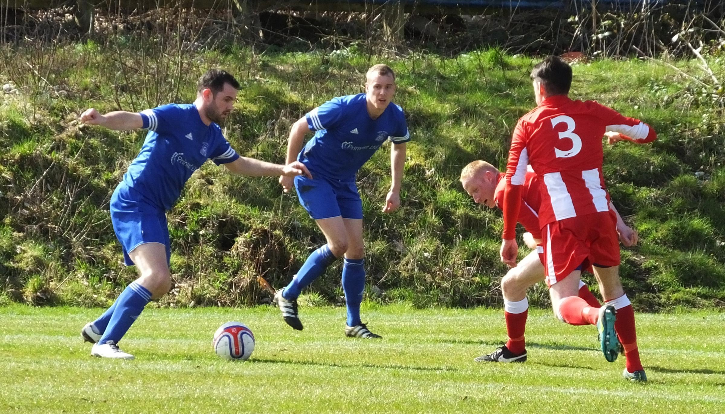 Yoker Athletic Made To Pay For Mistakes By Clinical Renfrew From