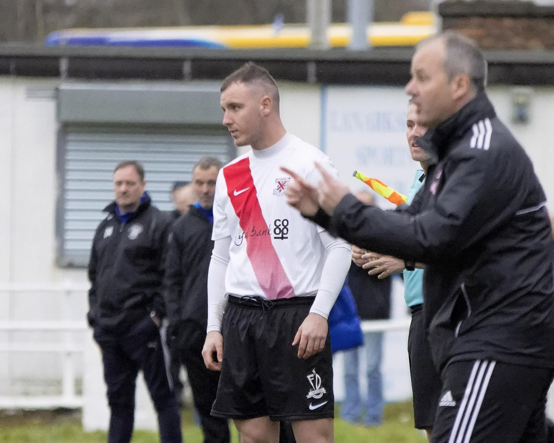 Yoker Athletic manager Steven Reilly: Rab O'Neill signing is 'massive coup' for Whe-Ho