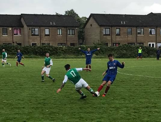 Hibees hit Carlton for six in league opener