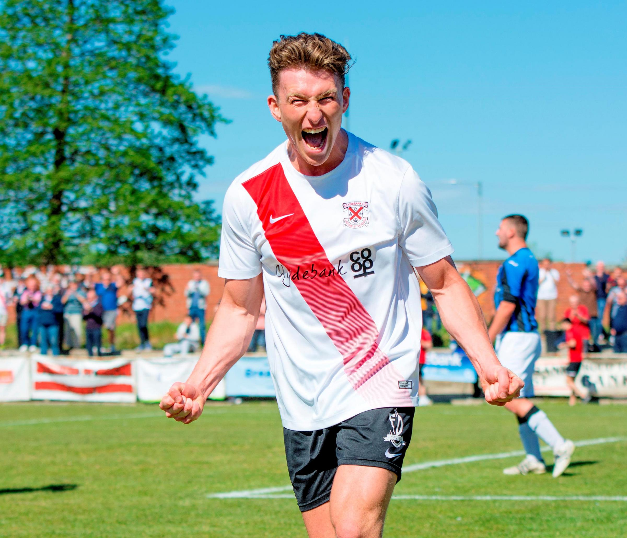 Clydebank's Alan Frizzell moves on loan to Neilston