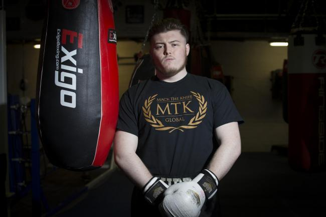 Knightswood heavyweight boxer Jay Carrigan-McFarlane plots third round KO of opponent ahead of Friday's fight