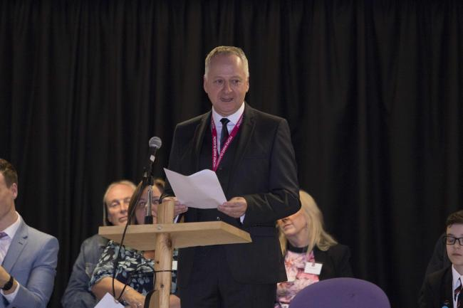 Drumchapel High head confirms he's moving to Helensburgh school