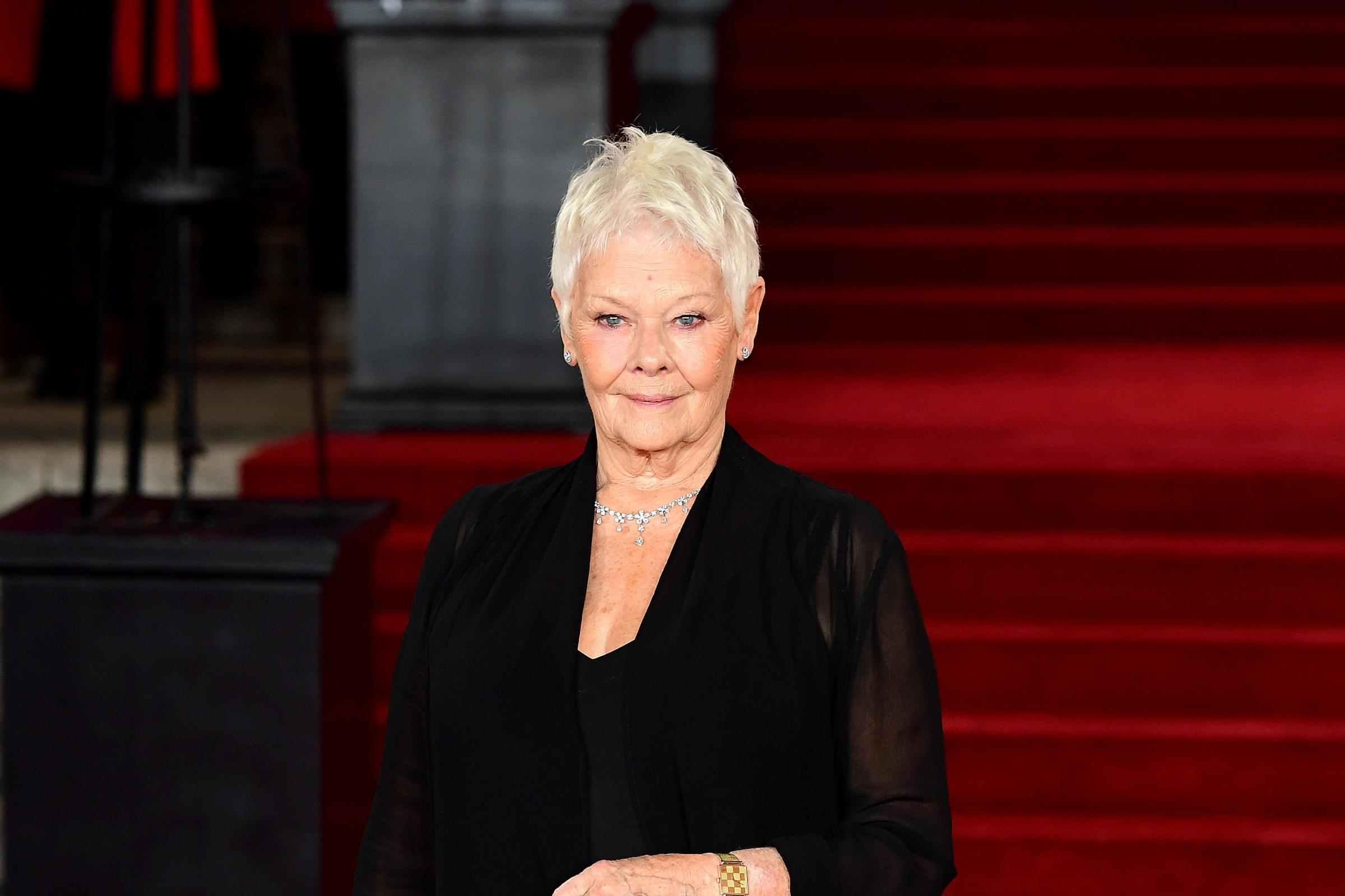Dame Judi Dench (Ian West/PA)