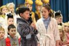 St Mary's Primary put on their nativity play