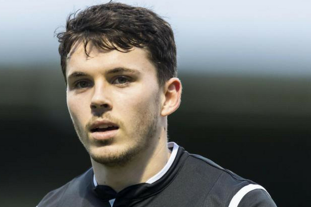 St Mirren's Lewis Morgan in action is on the verge of clinching a dream move to Celtic