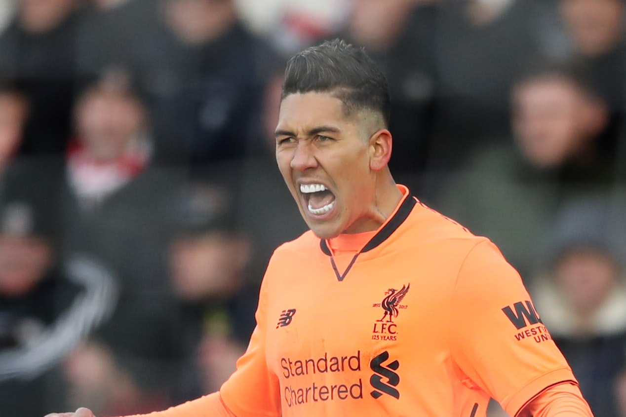 Roberto Firmino wants to make Porto suffer (Adam Davy/Empics)