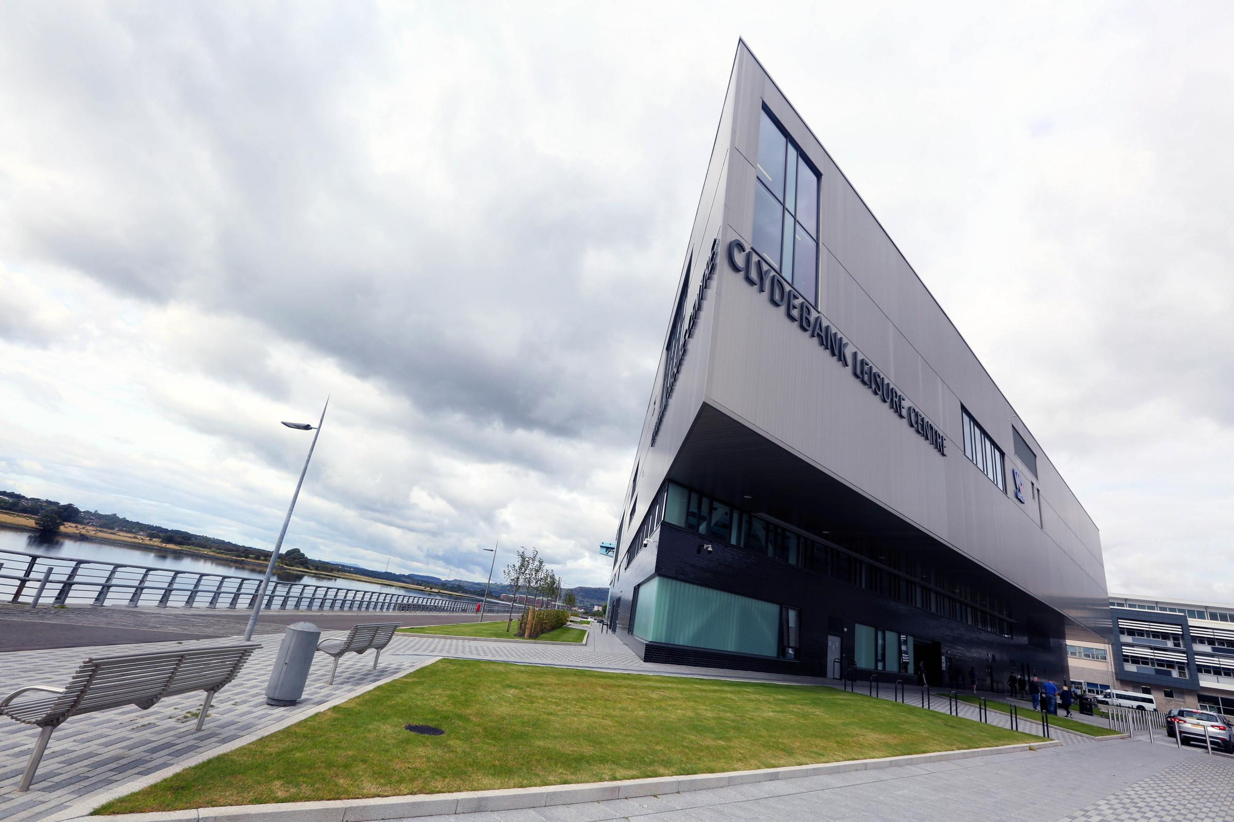 The fitness academy will run from the Clydebank Leisure Centre