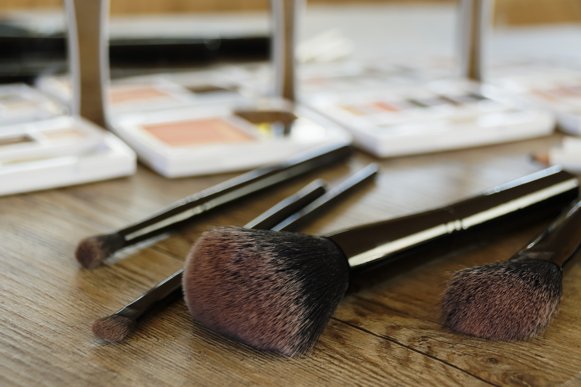Cosmetics, stock image