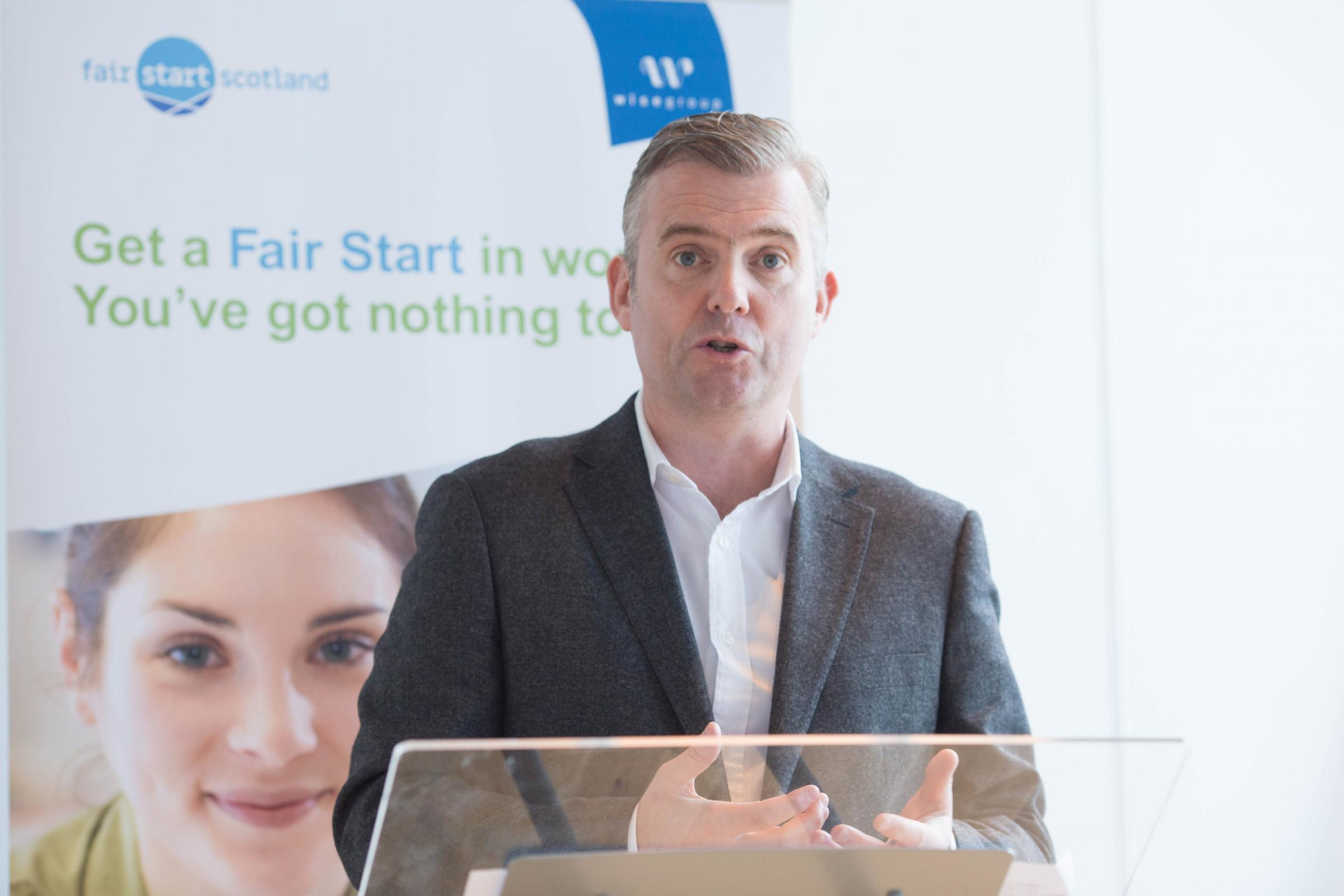 Fair Start Scotland aims to prove nobody is unemployable
