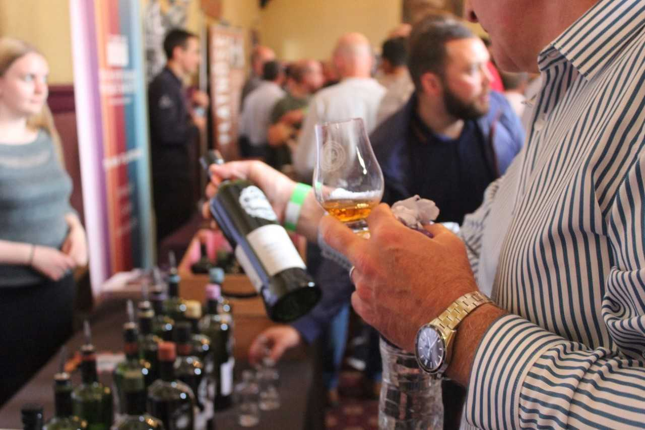 Stirling Whisky Festival