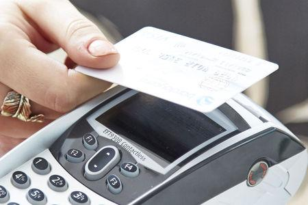 Contactless payment limit to increase to £45. Picture: Archive photo