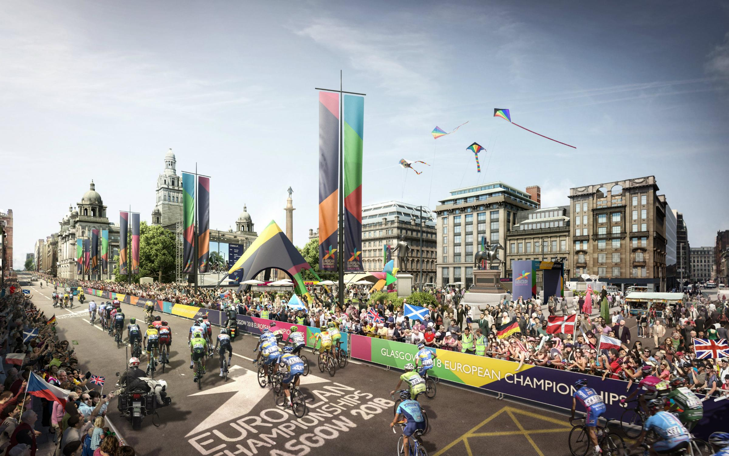 Glasgow 2018 European Championships will run from August 2 to 12