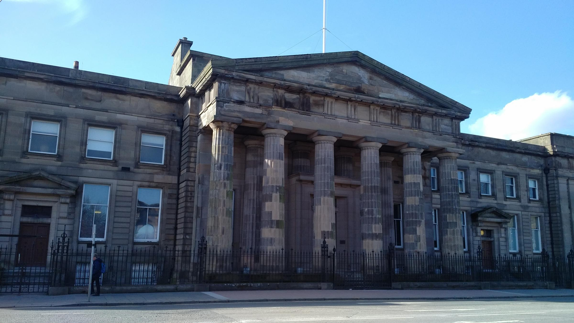 The High Court in Glasgow