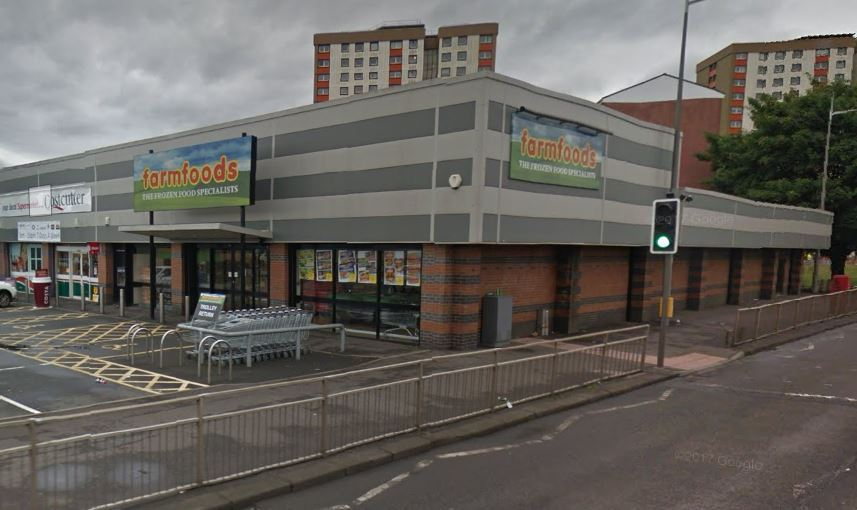 Farmfoods Glasgow Road