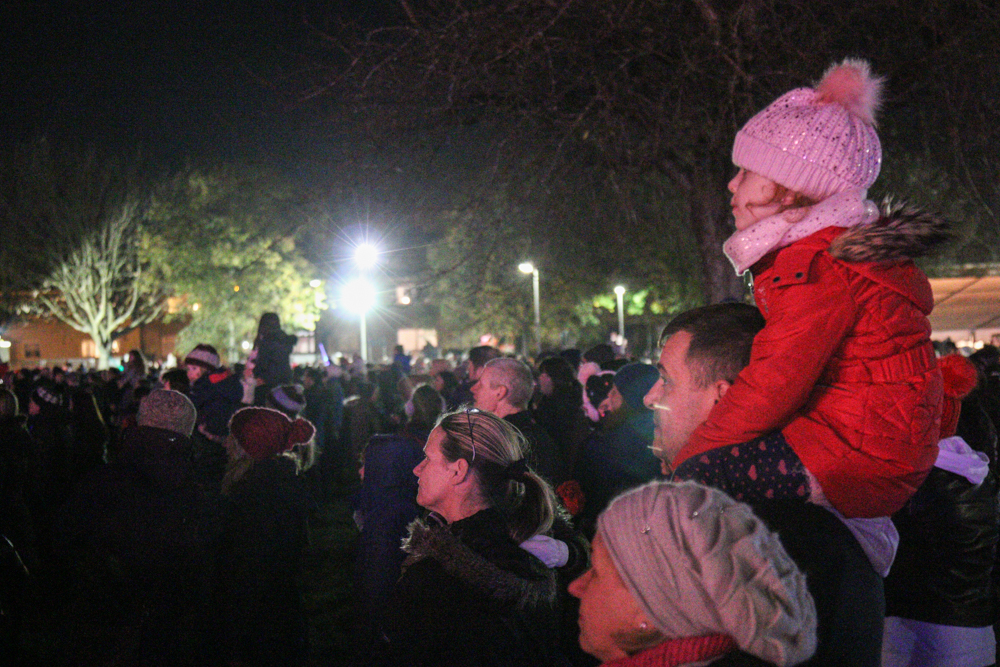 Winterfest was enjoyed by 12,000 people in 2017