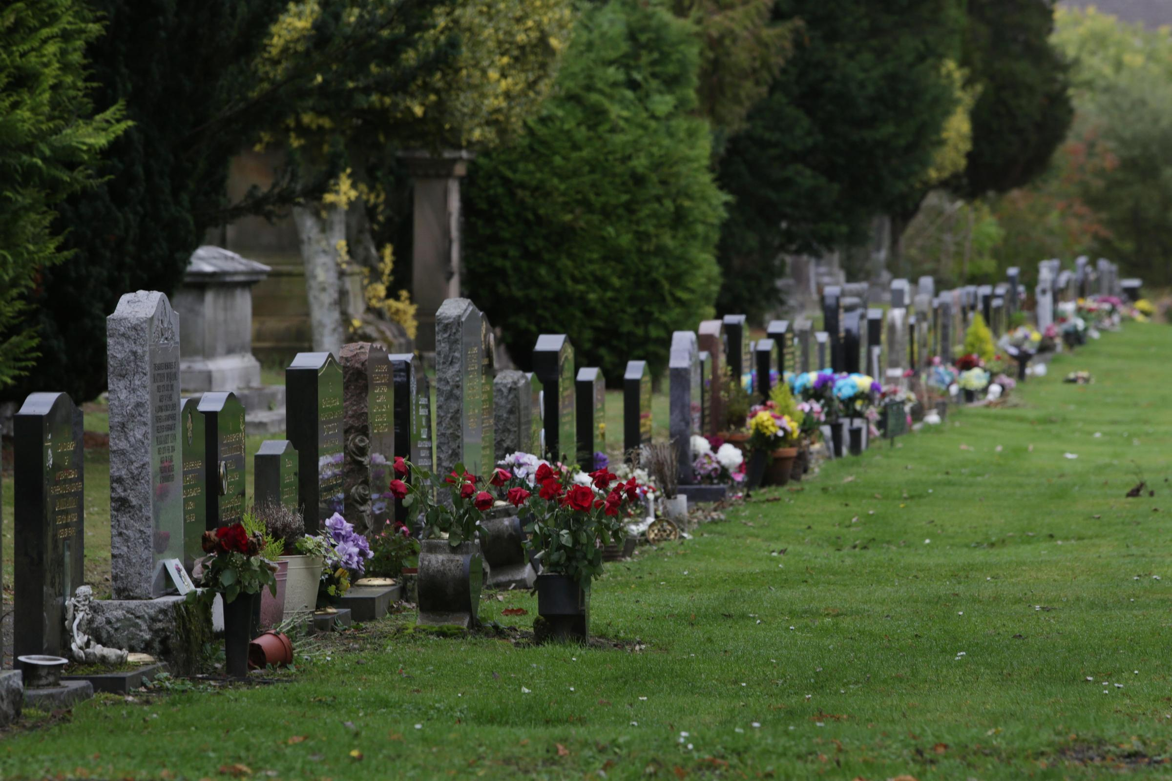 The council will no longer charge fees for the burial or cremation of anyone under 18