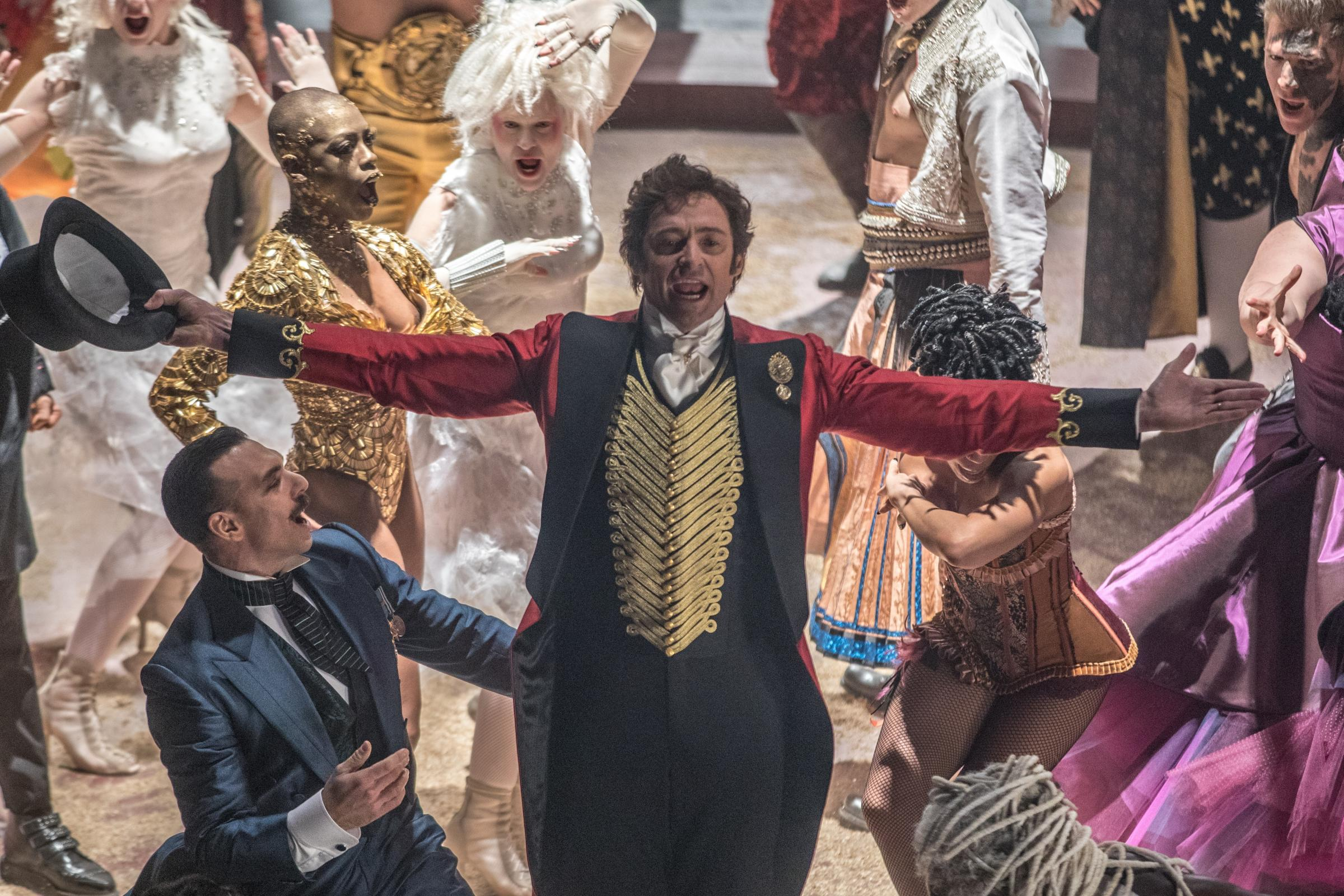 Huge Greatest Showman sing-along club night coming to Glasgow