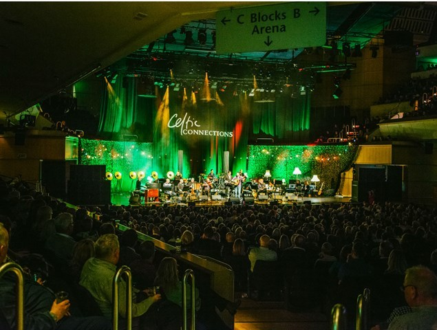 Starting in mid-January, Celtic Connections will feature 2,100 artistes