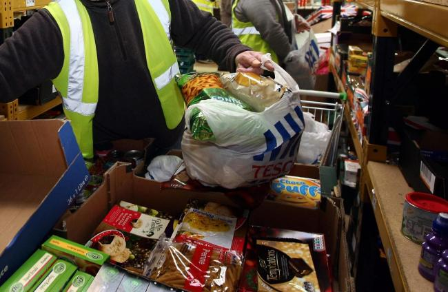 Food banks expect local need to grow during easing of lockdown
