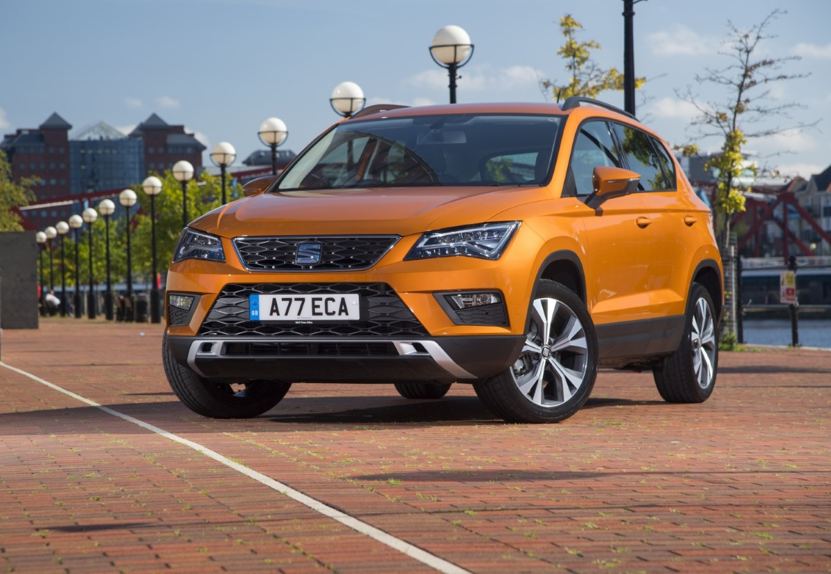 Road test of SEAT Ateca 1.5 TSI Evo XCELLENCE