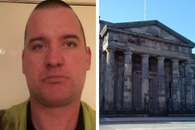 Andrew Greensmith pleaded guilty at the High Court in Glasgow