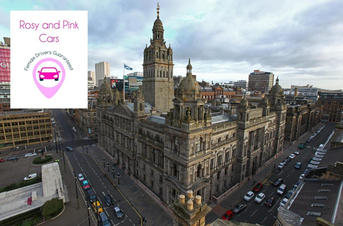 Rosy and Pink cars wanted to operate in Glasgow