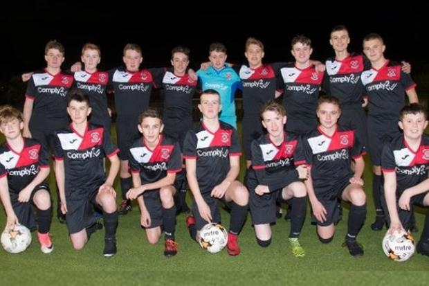 Cldyebank 2004s will take on Cambuslang Reds 2004s tomorrow night at Lochinch Playing Fields in Glasgow